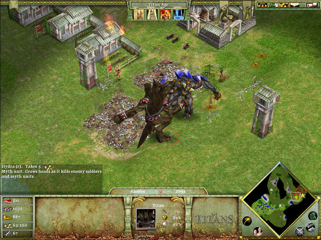 Screens Zimmer 9 angezeig: greek mythology games for pc