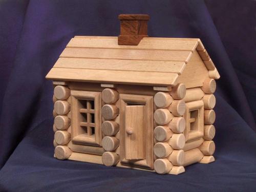 Baita in legno for Baita di legno