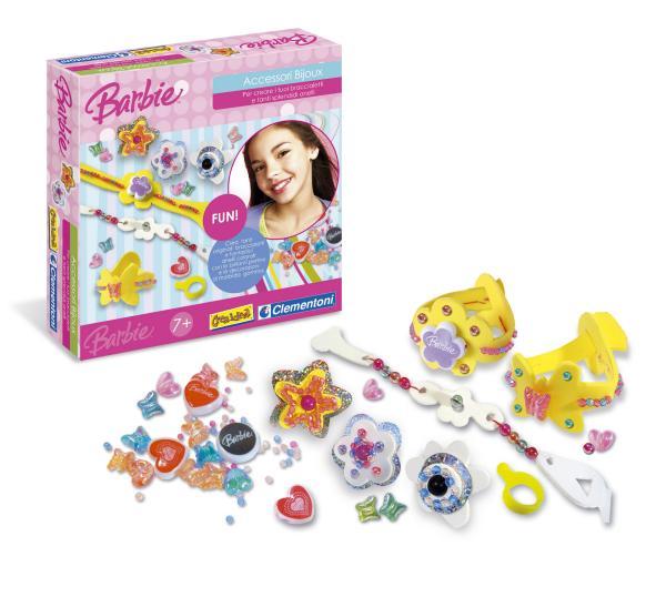 accessori bijoux di barbie per le bambine