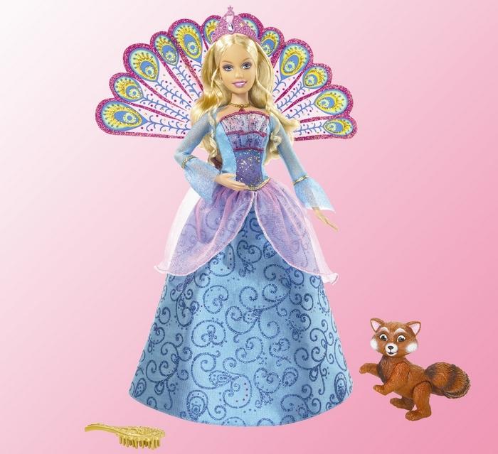Rosella Barbie Principessa dell'Isola : Bambole Barbie