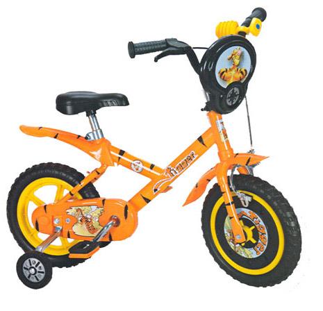 Bicicletta tigro – bici disney