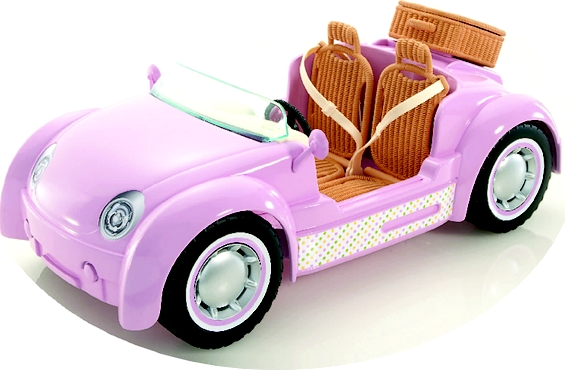 cabrio auto di barbie per bambine. Black Bedroom Furniture Sets. Home Design Ideas