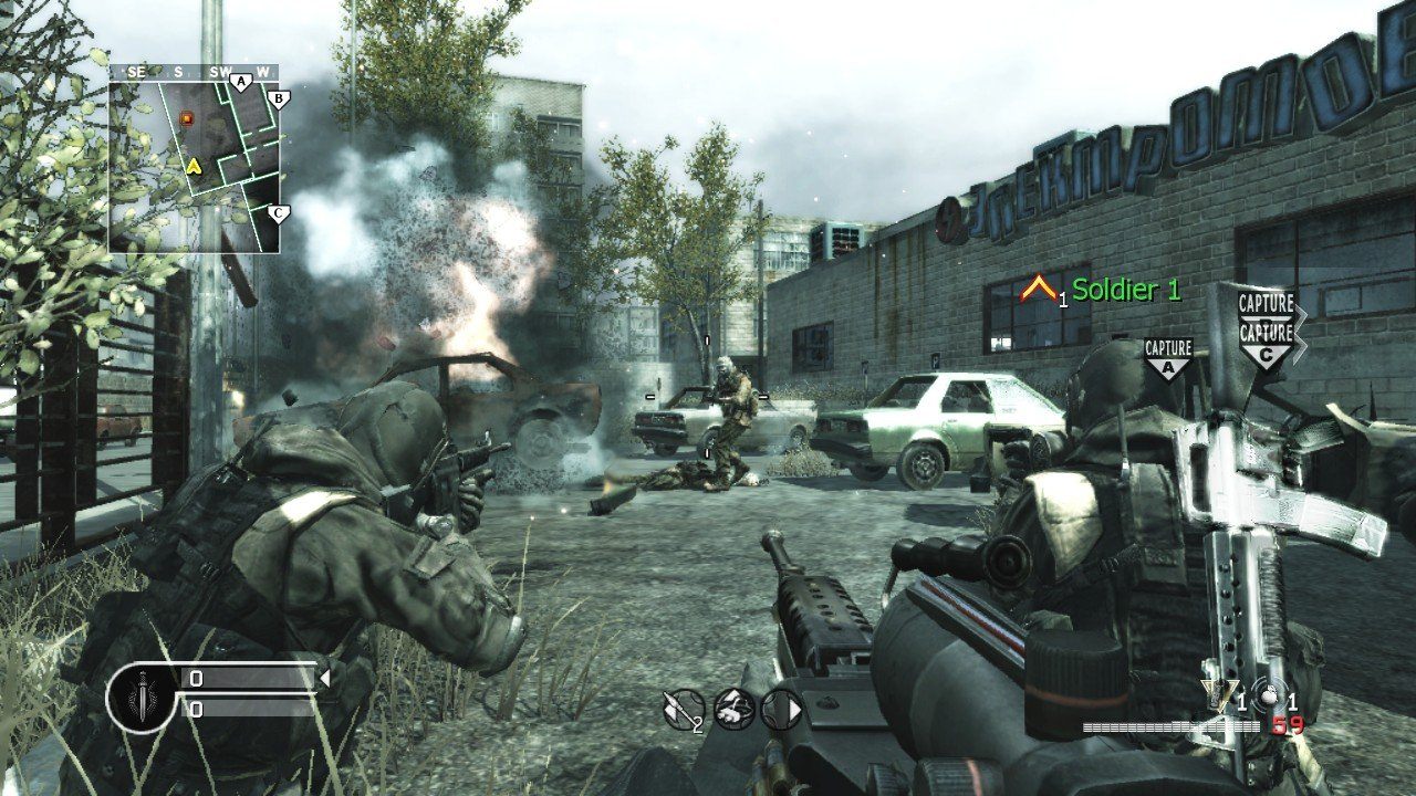 call of duty 4 modern warfare jeu pc images vid 233 os astuces et avis