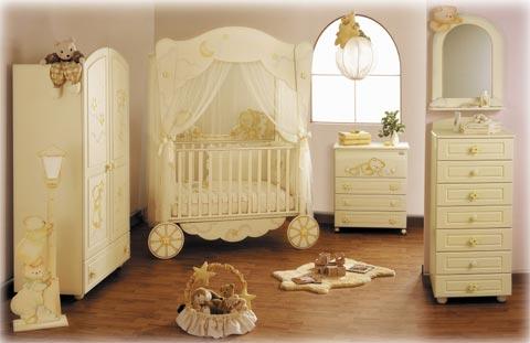 Cameretta Incanto, la tradizione col suo stile classico e romantico ...