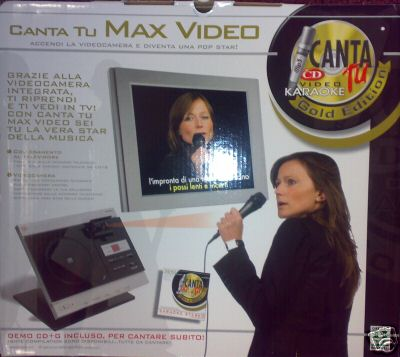 Canta tu max video gig giocattoli giocattoli gig for Canta tu prezzo toys