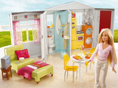 barbie casa di citt