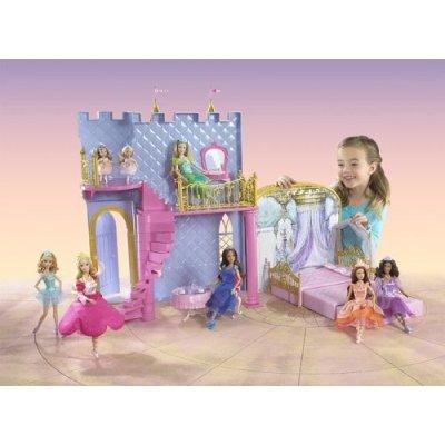 Letto A Castello Barbie.Castello Barbie Dancing Bambole Giocattolo Varie