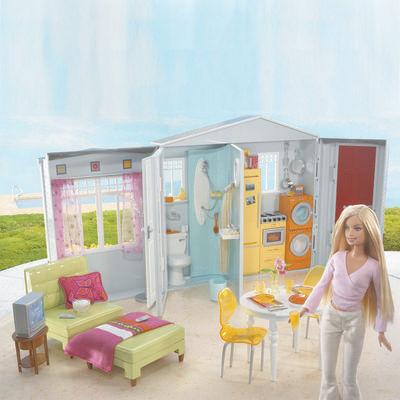 Casa di citt di barbie playset for Generatore di piano casa