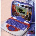 Computer kid Spiderman