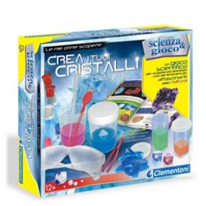 Crea i tuoi cristalli di clementoni for Crea i tuoi progetti di casa