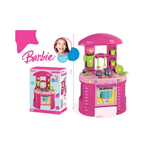Cucina di barbie pr bambine for Accessori per barbie
