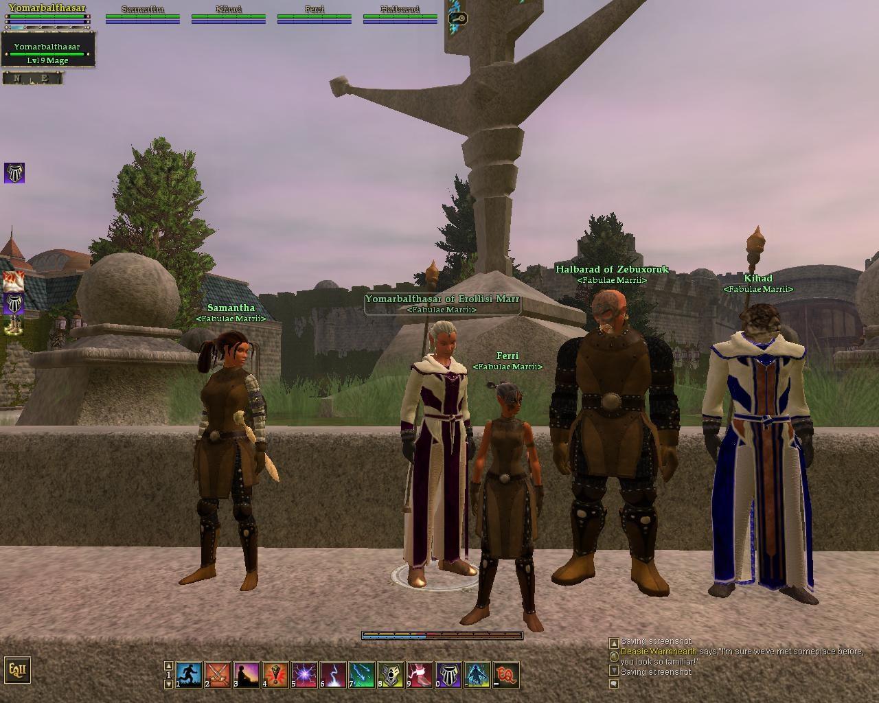 Dark Age of Camelot Dark Age of Camelot la Nuova