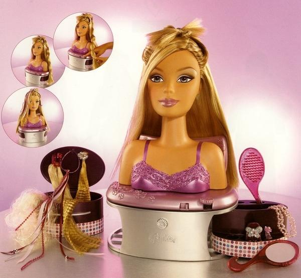 Giochi di parrucchiera a barbie