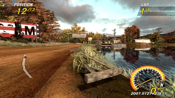 Flatout Ultimate Carnage ? Xbox 360