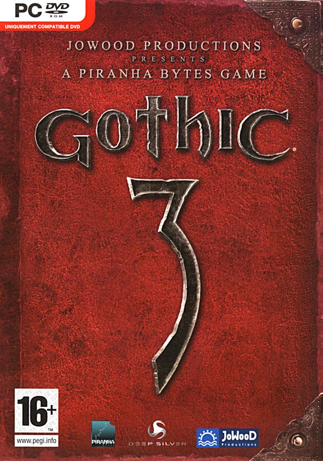 gothic 3 кряки: