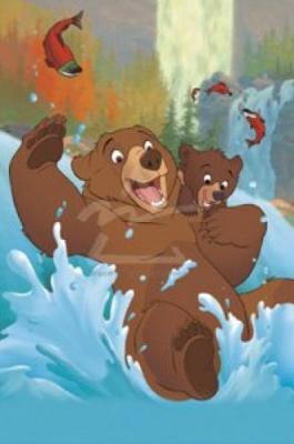 Cartone animato koda fratello orso serie cartoni animati in tv e