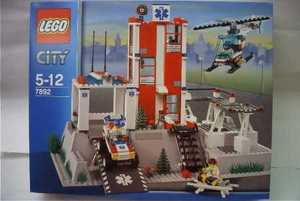 City emergency centro emergenze lego for Case lego city