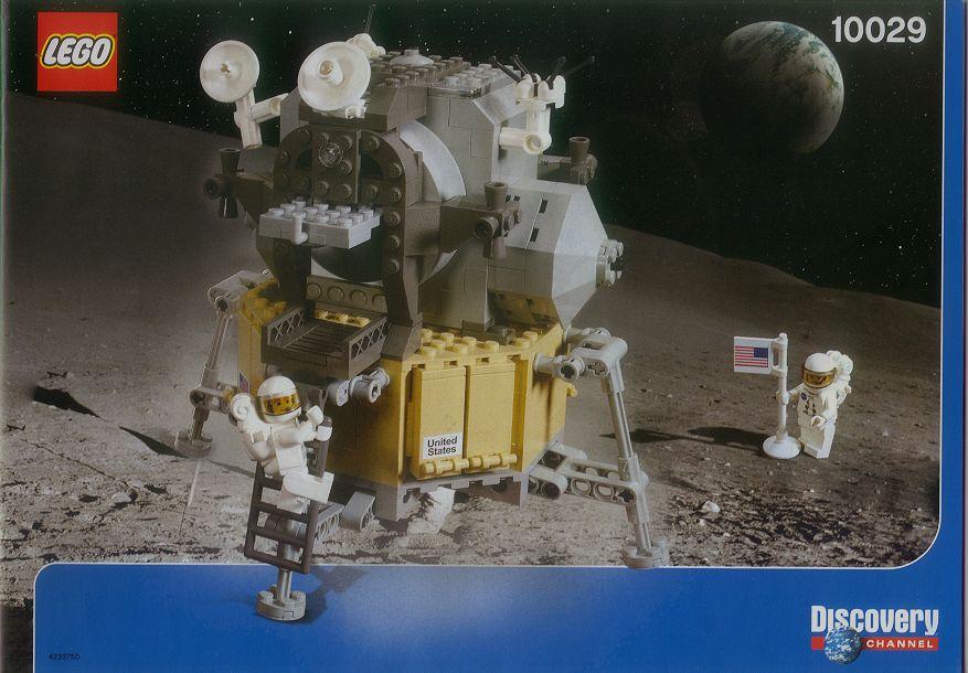 Lunar Lander Kit - Pics about space
