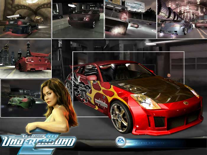 Need for Speed: Underground 2 Gioco