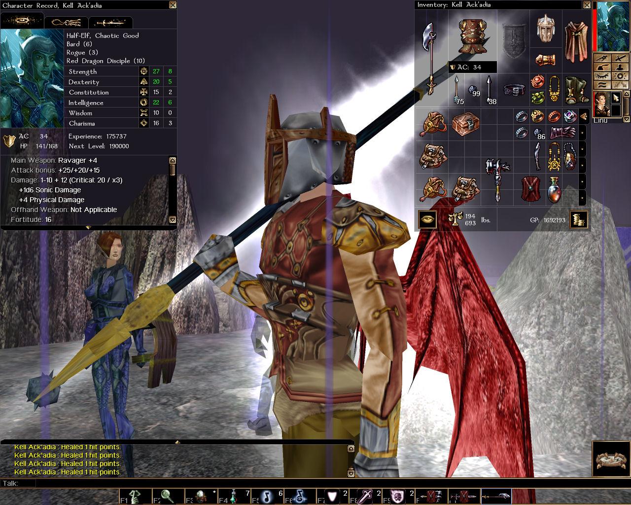 Neverwinter Nights 3-Pack 2007 pc game Img-4