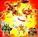 Power Rangers Mystic Force Trasformabili Drago