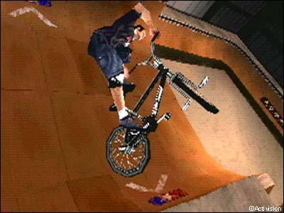 Mat Hoffman?s Pro BMX PC