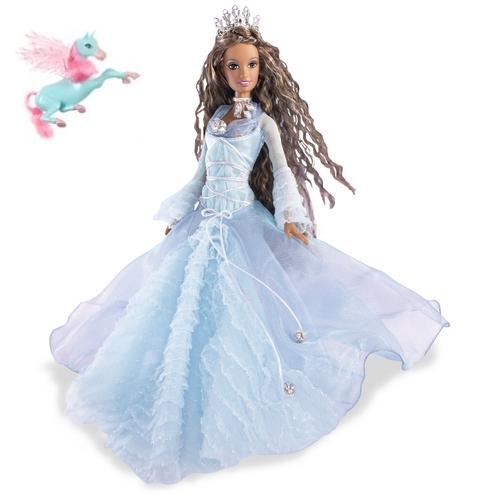 Regina rayla tra le bambole barbie for Bambole barbie