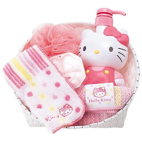 Accessori Hello Kitty Bagno.Set Bagno Hello Kitty Relax A Tutto Spiano Giocattoli Accessori Hello Kitti