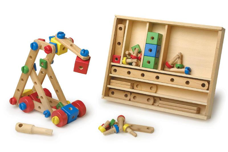 Set di costruzioni in legno for Costruzioni in legno