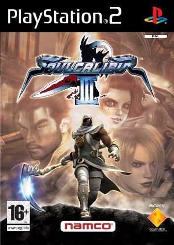 Soul Calibur 3 PS2 videogioco