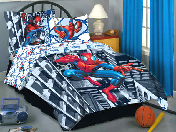 Completo letto spiderman 3 - Letto di spiderman ...