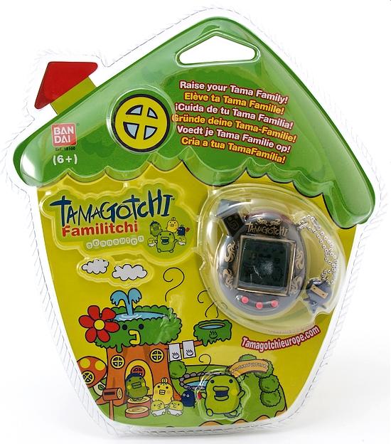 Tamagotchi Familitchi di Giochi Preziosi il Tamagotchi versione famiglia 38870a301d5