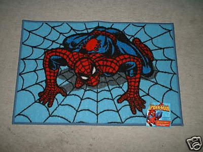 Tappeto spiderman uomo ragno per la stanzetta - Tappeti stanzetta ...
