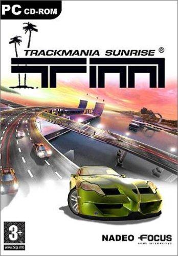TrackMania Sunrise PC