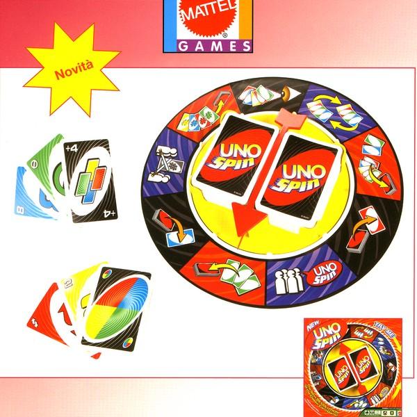 Gioco: UNO, gioco di carte Distributore: Mattel