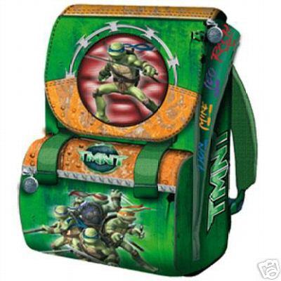 Zaino ninja turtles per scuola elementare for Prezzo tartarughe